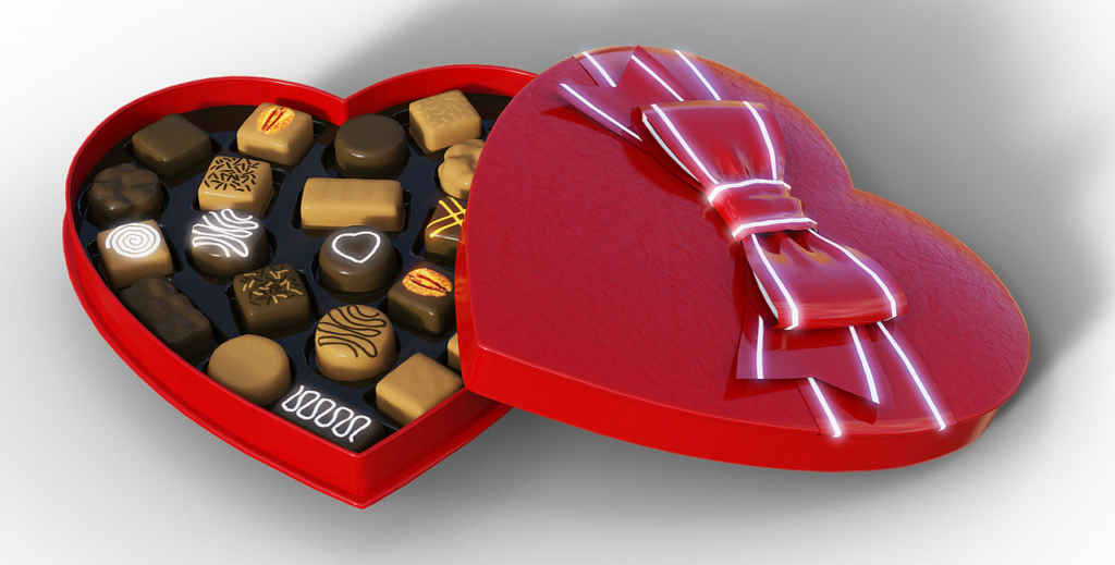 爆ぜろバレンタイン のイメージ