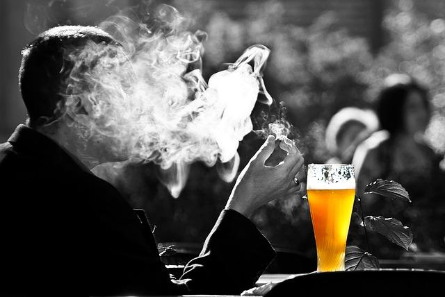 喫煙 不健康 食生活