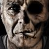 たばこで加齢による白内障のリスクが加速するらしい。