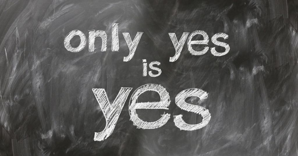 YES! と言わせる魔法の言葉 心理学 論文 イエスバット法