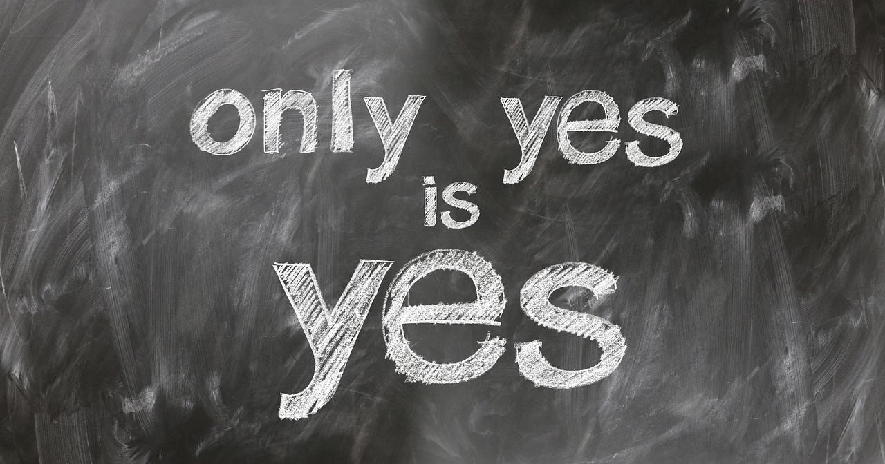 YES! と言わせる魔法の言葉