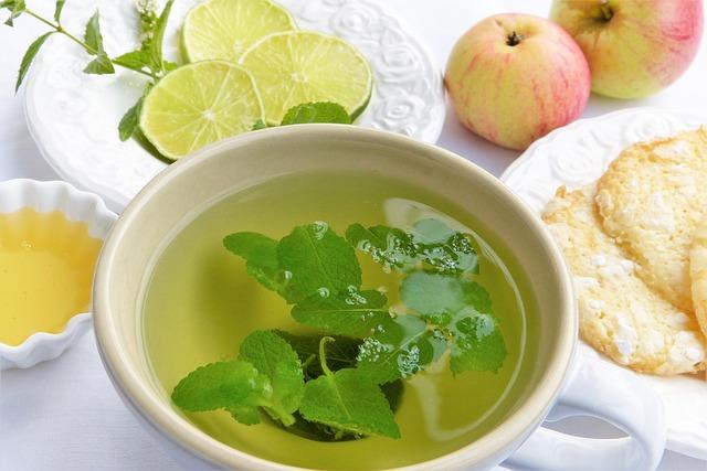 緑茶 お茶 ビタミンA 効果