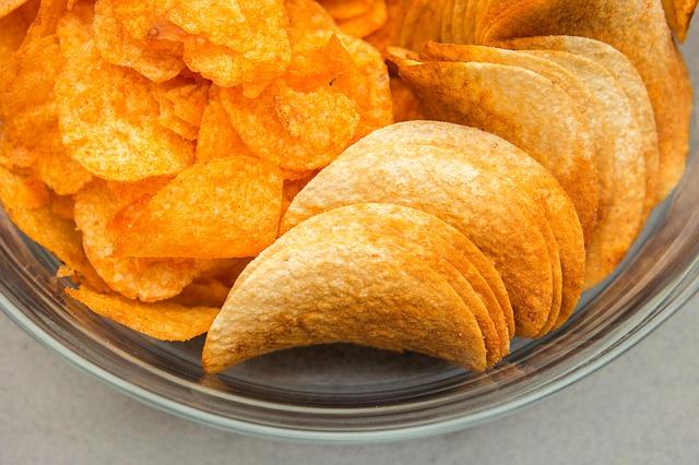 ポテチ ポテトチップス アクリルアミド 危険性