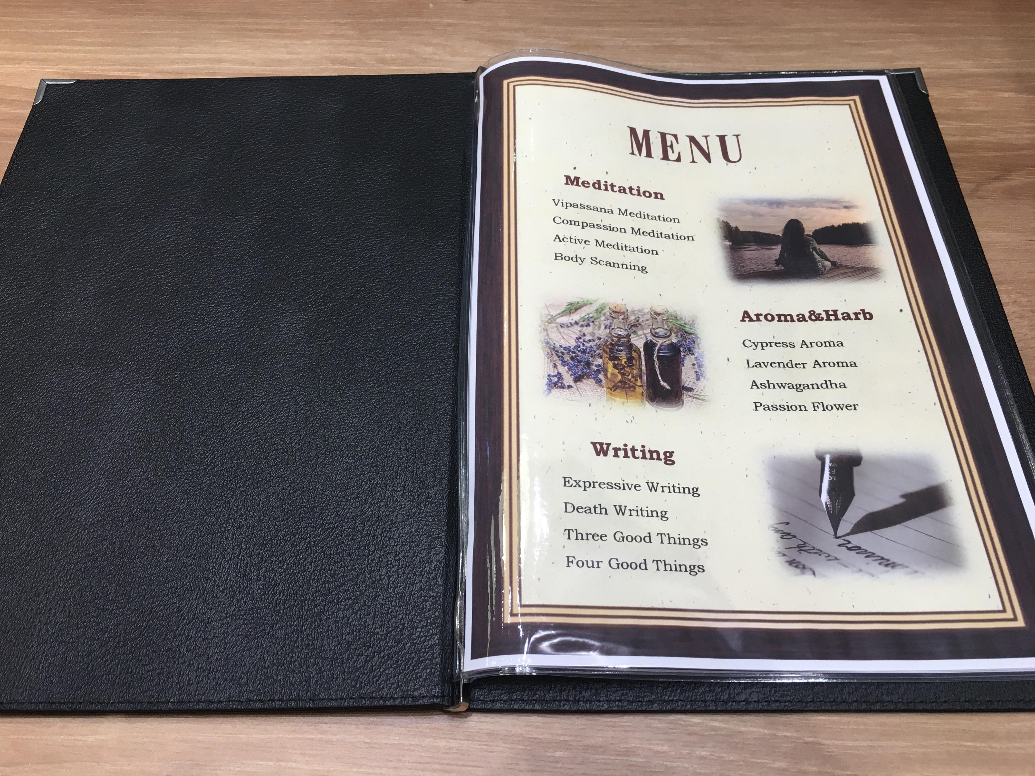 認知行動療法 コーピングレパートリー レストラン