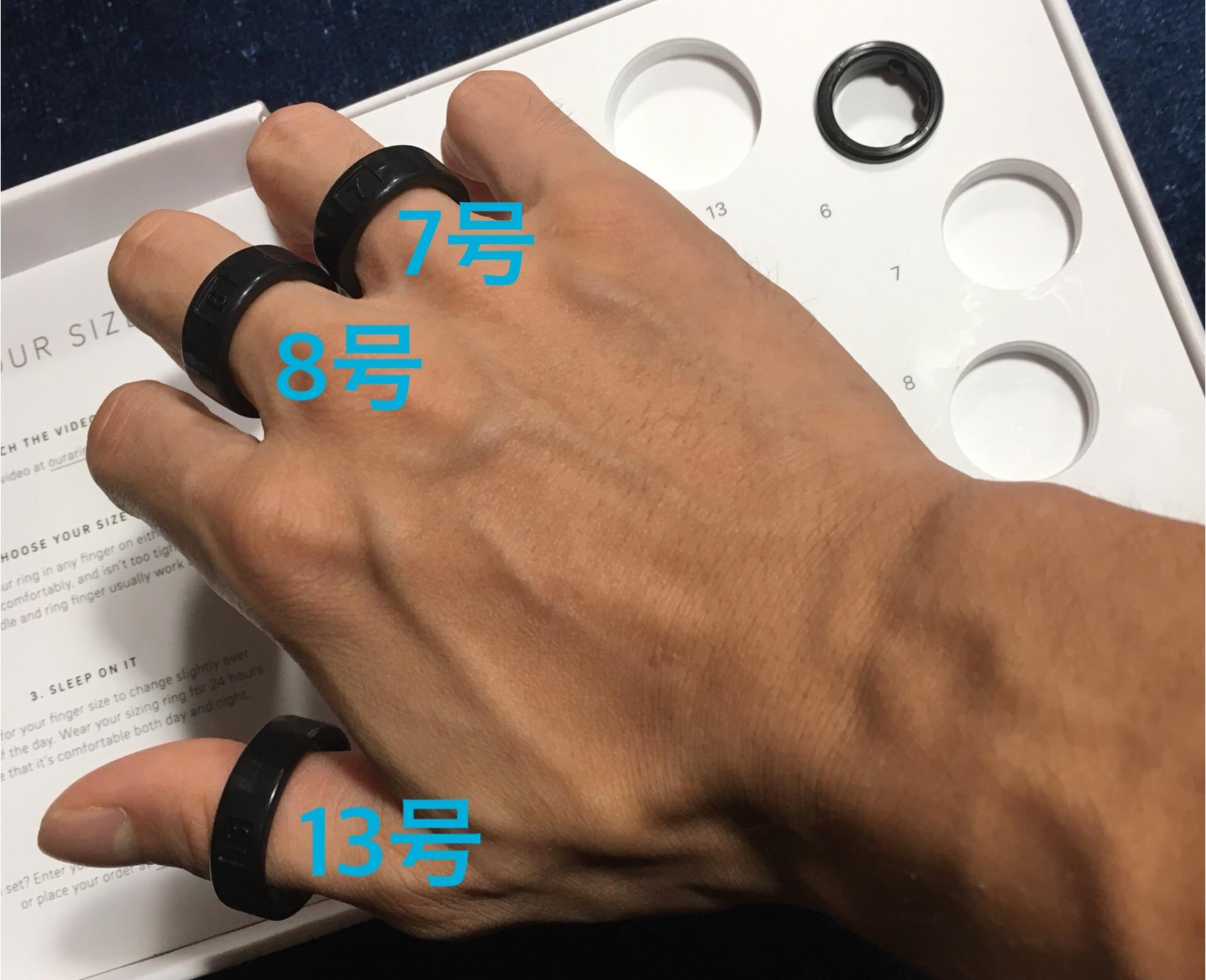 Oura Ring オーラリング フィンランド レビュー