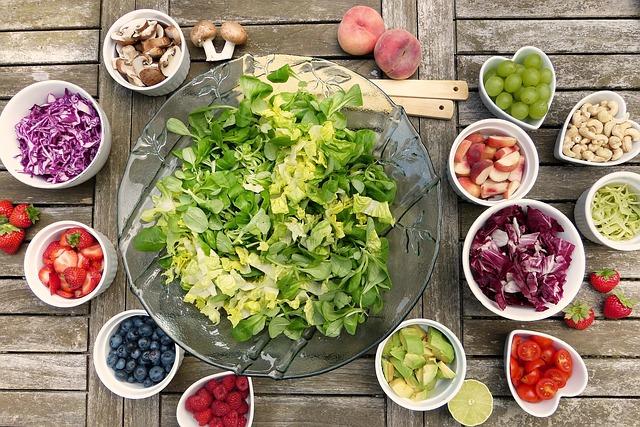 健康な食事 シンプル