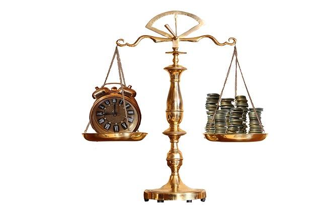 時は金なり お金 時間 大切