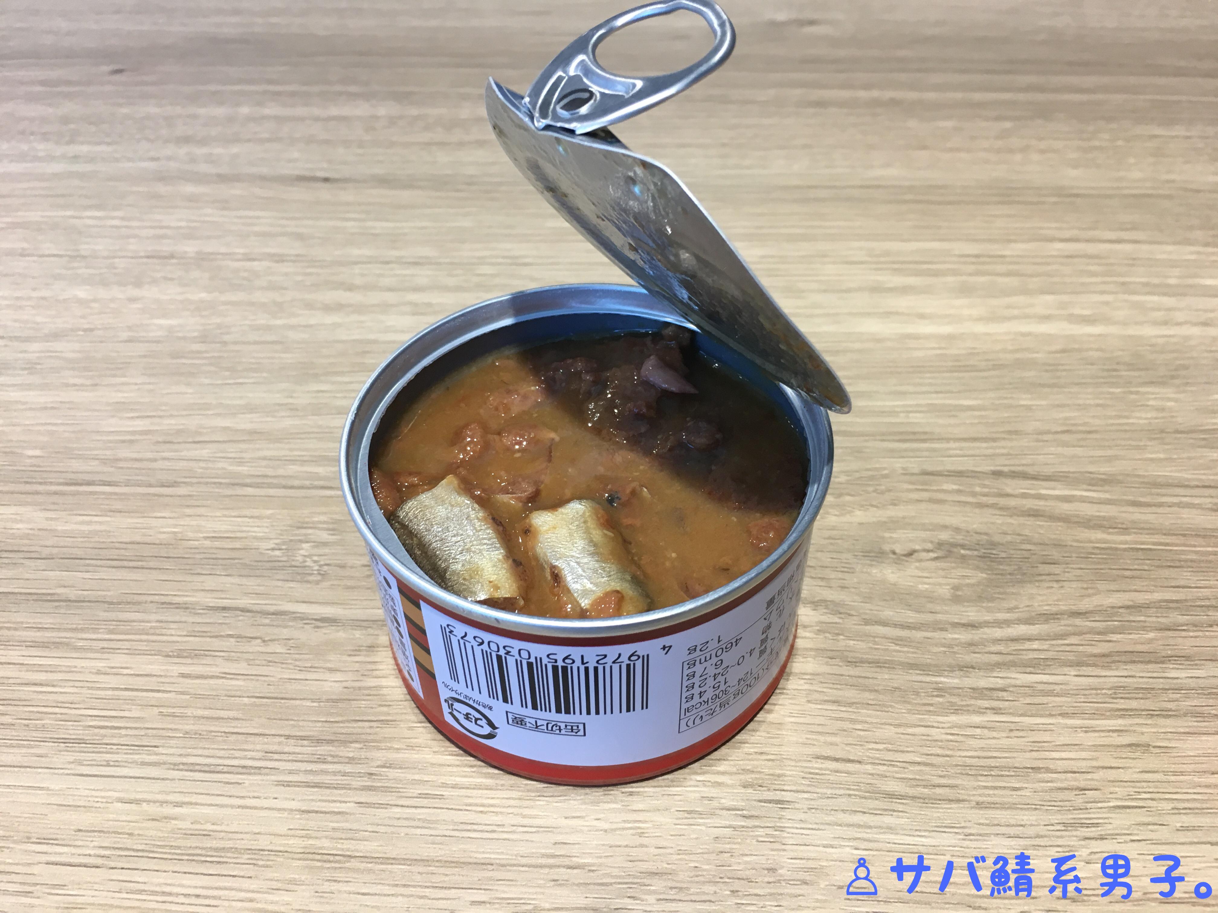 キョクヨー さば味噌煮