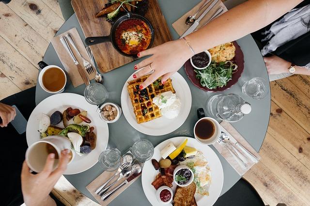 朝食 痩せない 健康