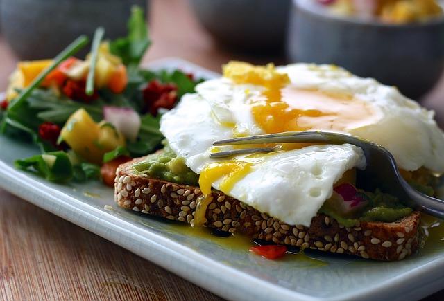 朝食 朝ご飯 痩せる 減量 健康