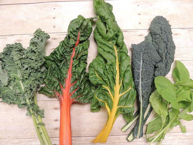 葉物野菜 カロリー 質 栄養
