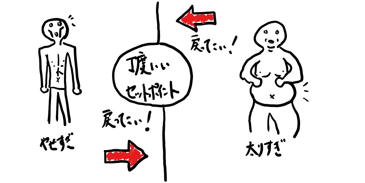 セットポイント理論