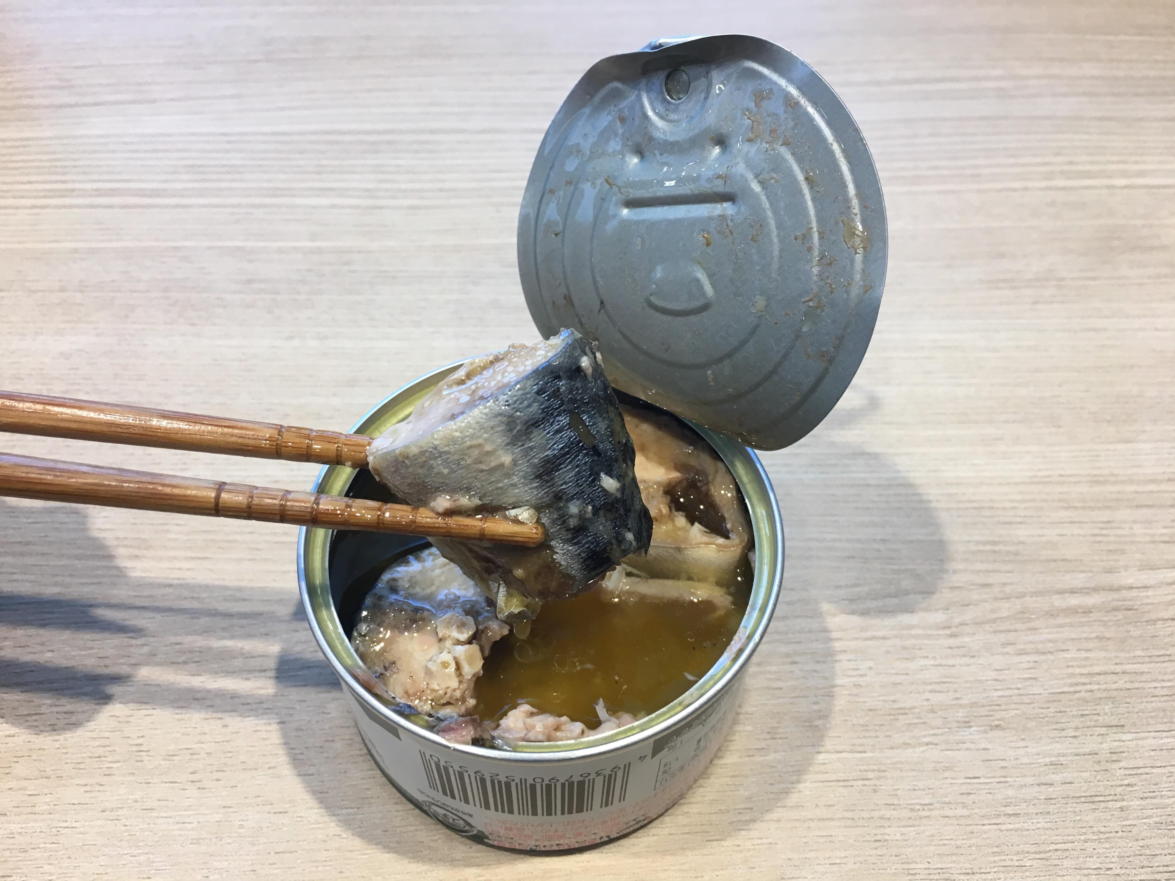富永食品 鯖 オリーブオイル