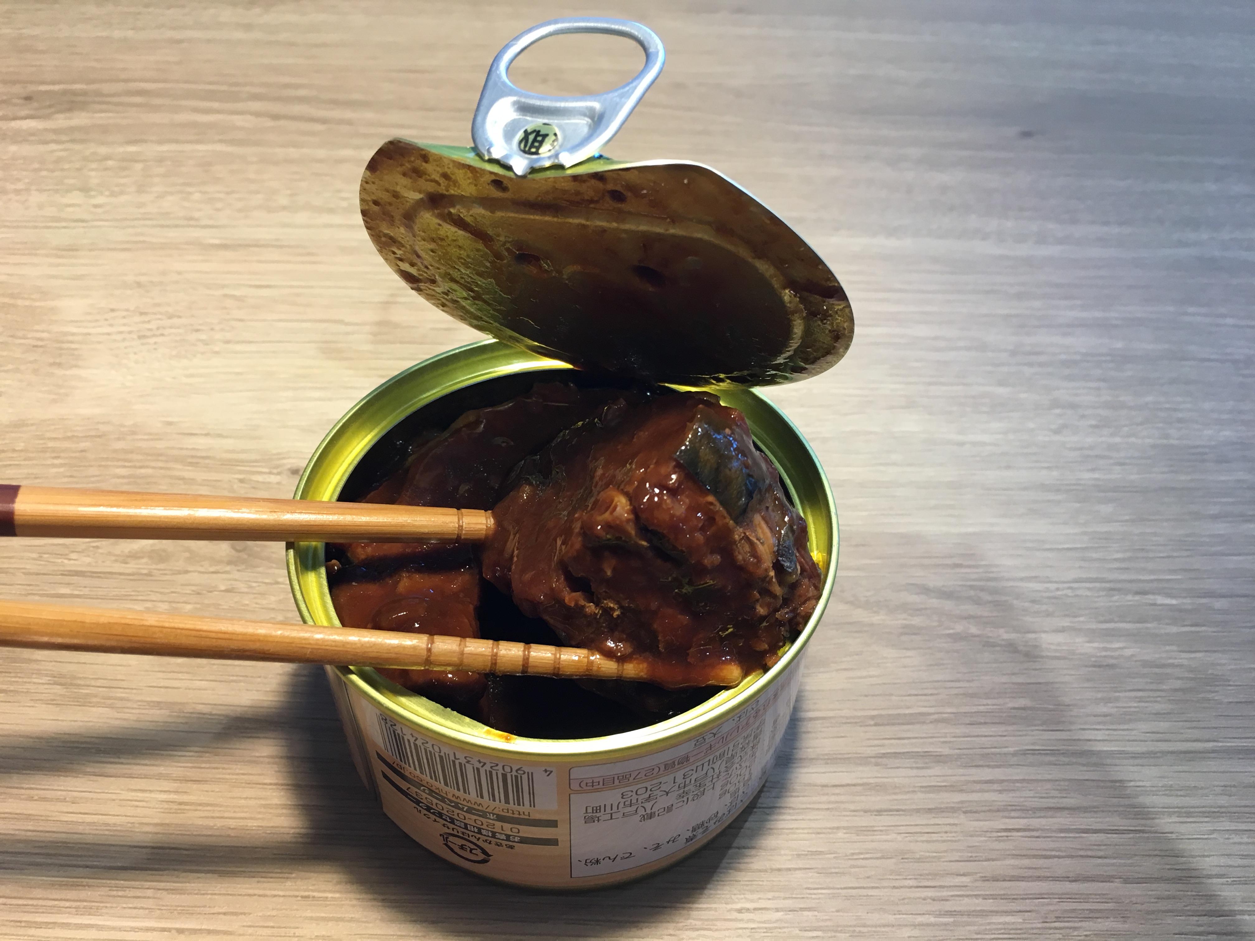 HOKO 宝幸 鯖 味噌煮 カクキュー