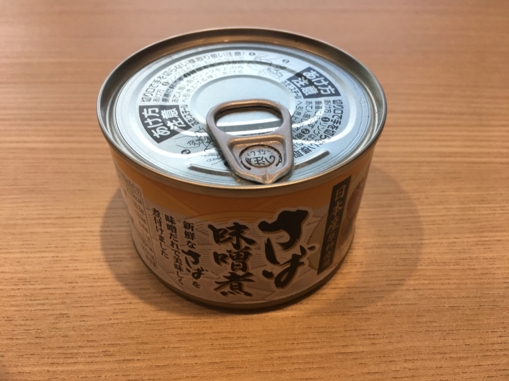 タイランドフィッシャリージャパン さば味噌煮