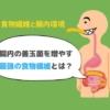 プレバイオティクス筆頭候補!善玉腸内細菌を最も増やしてくれる食物繊維はアレとアレ