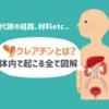 【図解】筋トレの効果を高める必携サプリ「クレアチン」とは?代謝の経路や材料までを