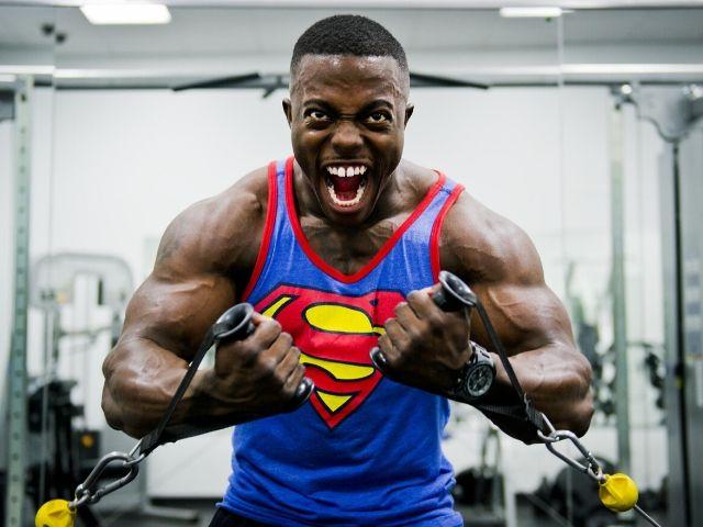 「デカい筋肉 = 強力な筋肉」とは限らないぞ!というレビュー研究