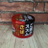 信田缶詰の新缶「ご飯がススムさばのキムチ煮」を食レポしてみた。【5つ星評価、味】