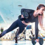 筋トレ女子が筋肉の発達を狙うにはどのくらい追い込めばいいのか?