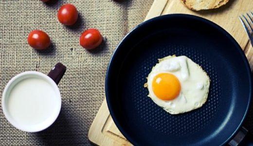 卵置き換えダイエットの効果とは?高糖質な朝食を1日2個の卵とチェンジした実験の結果…