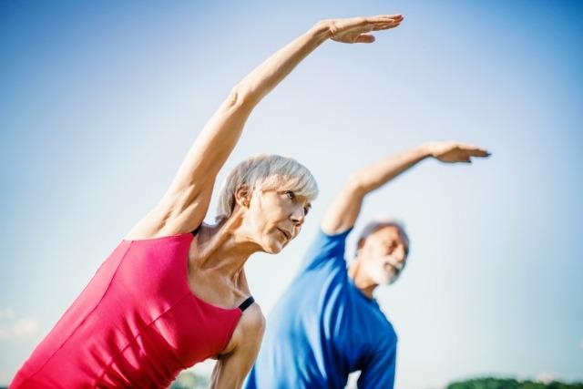 【HIIT強し】実験期間5年!高齢者が健康長寿のためにやるべき最適なエクササイズとは?