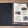 認知行動療法の基本「コーピングレパートリー」に倣ってレストランのお品書き風コーピ
