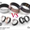 「Motiv Ring(モーティブリング)」vs「Oura Ring(オーラリング)」最強の体調管理ガジ
