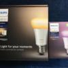 部屋の灯りを専用アプリで好きな色に!変幻自在のLED電球「PHILIPS『hue(ヒュー)』」
